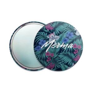 Одностороннее карманное зеркало 75 мм «Мечта»