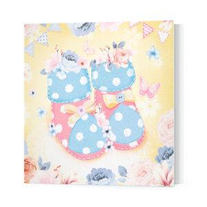 Мини-открытка «Новорожденному» Ф-10