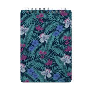 Скетчбук «Тропическая ночь» 25 листов