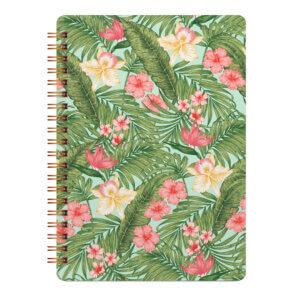 Ежедневник недатированный «Тропический лес» 50 листов