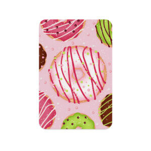 Букетные карточки, набор 10 шт, «Пончики» Ф-33